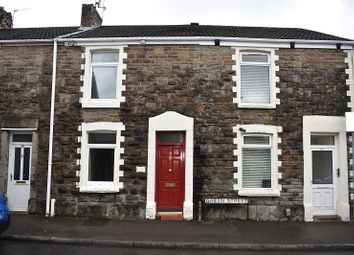 Thumbnail 2 bed terraced house for sale in Green Street, Morriston, Swansea