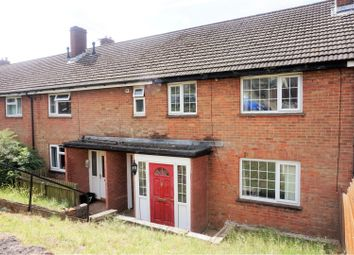 Thumbnail 3 bed terraced house for sale in Ivydene Close, Pontypool