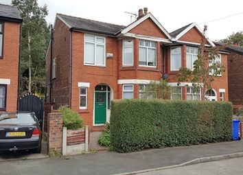 3 bed semi-detached house to rent in College Drive, Whalley Range M16