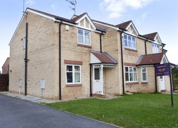 Thumbnail 2 bed terraced house to rent in Blatchford Court, Clifton, York