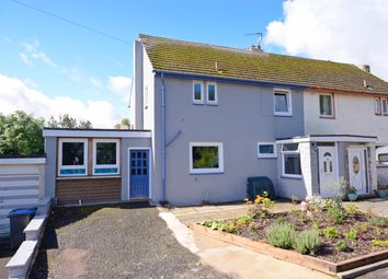 Thumbnail 3 bed semi-detached house for sale in Crosslaw, School Road, Coldingham