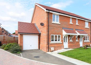 Thumbnail 3 bed semi-detached house for sale in Elm Tree Place, Four Marks, Alton, Hampshire