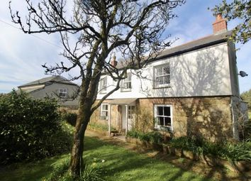 Thumbnail 5 bedroom detached house for sale in Withiel, Bodmin, Cornwall