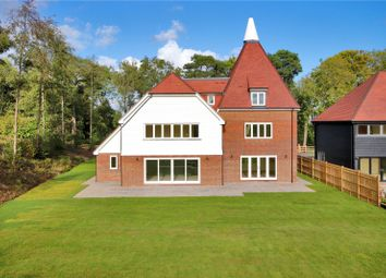 Thumbnail 5 bed detached house for sale in Melfort Farm, Wadhurst Road, Frant, Tunbridge Wells