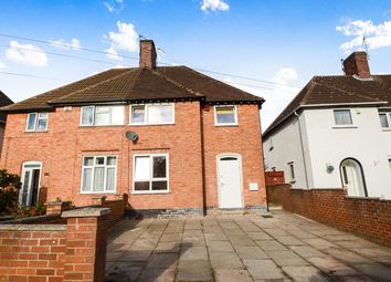 Thumbnail 3 bed semi-detached house for sale in Overpark Avenue, Leicester