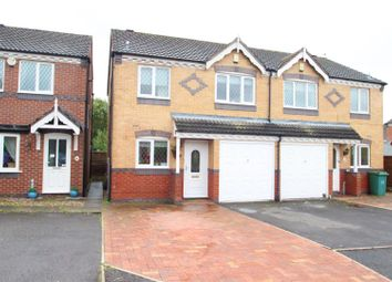 Thumbnail 3 bed semi-detached house for sale in Bowland Close, Newdale, Telford