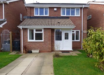 Thumbnail 4 bed detached house for sale in Wickham Close, Coventry