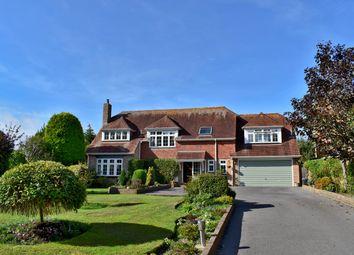 Thumbnail 4 bed detached house for sale in Ridgeway Lane, Lymington