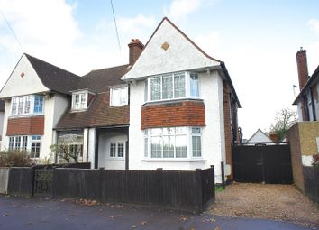 Thumbnail Semi-detached house for sale in Fishponds Road, Hitchin