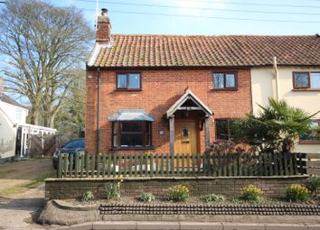 Thumbnail 3 bed cottage to rent in Stanton, Bury St. Edmunds