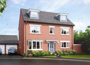 Thumbnail 5 bed detached house for sale in Main Road, Kempsey, Worcestershire