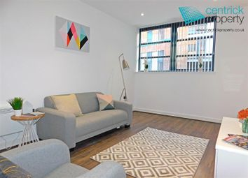 Thumbnail 2 bed flat to rent in Madison House, 94 Wrentham Street, Chinatown