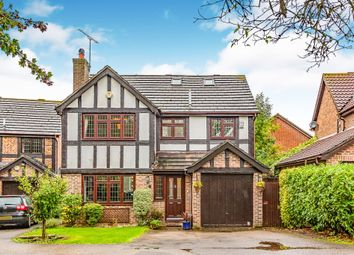 Thumbnail 4 bed detached house for sale in Hilmanton, Lower Earley, Reading