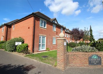 Thumbnail 1 bed property for sale in Cissbury Court, Findon Road, Worthing, West Sussex