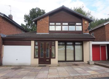 Thumbnail 4 bedroom link-detached house for sale in Henley Avenue, Cheadle