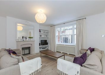 Thumbnail 3 bed flat for sale in Kensington Gardens Square, London