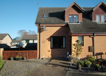 Thumbnail 2 bed semi-detached house for sale in Hendersyde Park, Kelso