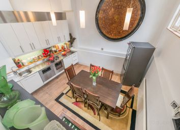 Thumbnail 3 bed semi-detached house for sale in Goodge Place, Fitzrovia, London