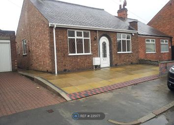 Thumbnail 2 bed bungalow to rent in Beaumont Street, Leicester