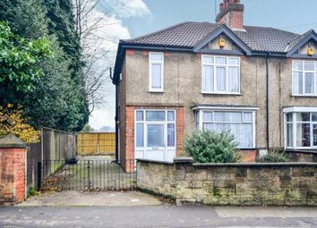 Thumbnail 3 bed semi-detached house for sale in Sutton Road, Huthwaite, Nottinghamshire, Notts