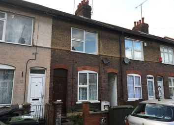 Thumbnail 2 bed terraced house for sale in Dane Road, Luton
