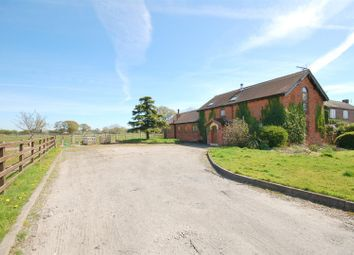 Thumbnail 4 bed barn conversion for sale in Herbert Street, Crewe