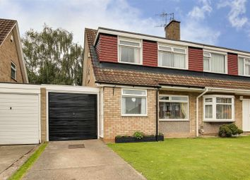 3 bed semi-detached house for sale in Eisele Close, Hempshill Vale, Nottinghamshire NG6