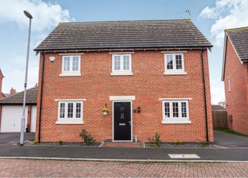 Thumbnail 3 bed detached house for sale in Flint Lane, Barrow Upon Soar