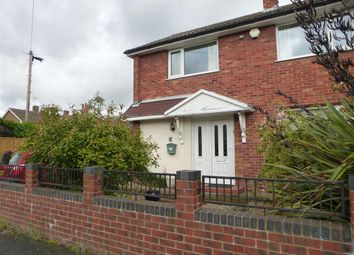 Thumbnail 4 bed semi-detached house to rent in Maplebeck Avenue, Meden Vale, Mansfield