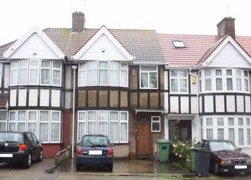 Thumbnail 3 bed terraced house to rent in Princes Avenue, Kingsbury, London, UK