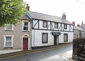 Thumbnail 2 bed terraced house for sale in Bridgend Terrace, Monkton, Pembroke