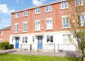 4 bed terraced house to rent in Dunlin Terrace, Pilgrove Way, Cheltenham GL51