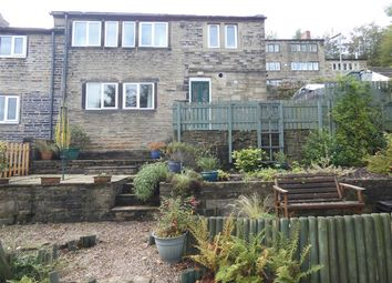 Thumbnail 3 bed cottage for sale in Hanging Royd, Wellhouse, Huddersfield