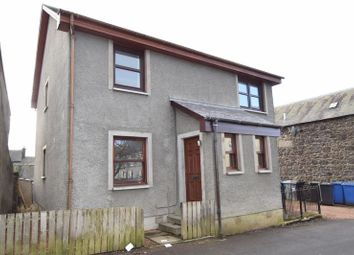 Thumbnail 2 bed flat for sale in North Back Road, Biggar