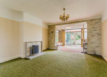 Thumbnail 3 bedroom semi-detached house for sale in Watford Road, Harrow, London