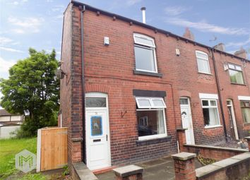 Thumbnail 2 bed terraced house for sale in Wesley Street, Westhoughton, Bolton, Lancashire