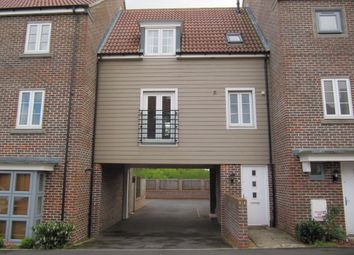 Thumbnail 2 bed maisonette to rent in Warner Close, Basingstoke