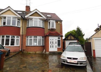 Thumbnail Semi-detached house for sale in Worple Way, Harrow