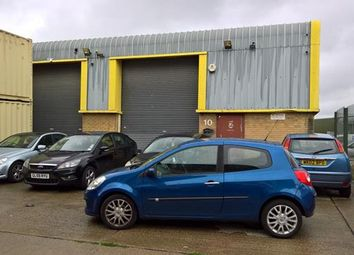 Thumbnail Light industrial to let in Unit 10 Abbey Trading Point, Canning Road, Stratford