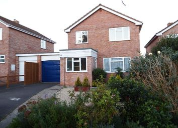 Thumbnail 3 bed detached house to rent in Huntham Close, Stoke St Gregory