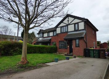 Thumbnail 3 bedroom semi-detached house for sale in Browsholme Avenue, Ribbleton, Preston, Lancashire