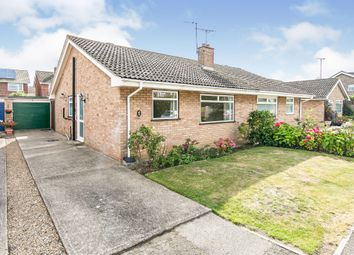 Kingsbury Close, Marks Tey, Colchester CO6. 2 bed semi-detached bungalow