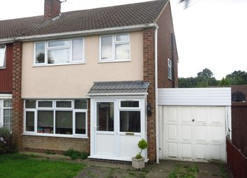 Thumbnail 3 bed property to rent in Farmway, Braunstone Town, Leicester