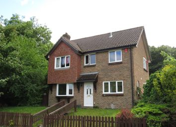 Thumbnail 4 bed detached house for sale in Gatcombe Gardens, West End, Southampton