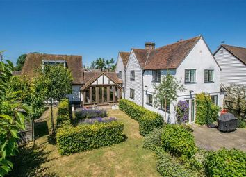 Thumbnail 4 bed semi-detached house for sale in Ashendene Road, Bayford, Herts