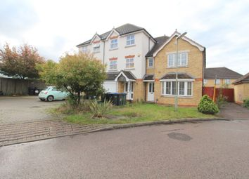 Thumbnail 5 bed shared accommodation to rent in Nightingale Shott, Egham