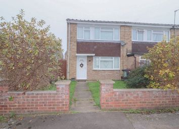 Thumbnail 3 bed property to rent in Champions Green, Hoddesdon