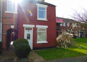 Thumbnail 2 bed town house to rent in Tower Close, Alfreton, Somercotes
