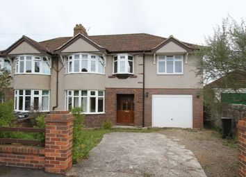 Thumbnail 5 bed semi-detached house to rent in Thackeray Road, Clevedon