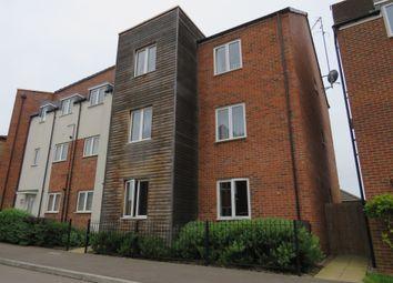 Thumbnail 2 bedroom flat for sale in Lavender Hill, Broughton, Milton Keynes
